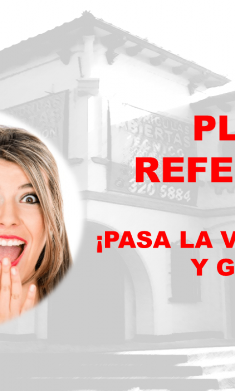 PLAN REFERIDO